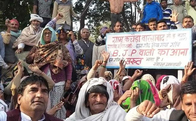In Uttar Pradesh's Gautam Buddh Nagar, A Village That Shuts The BJP Out