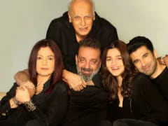 Pooja Bhatt Shares Update About <i>Sadak 2</i>, Starring Alia Bhatt