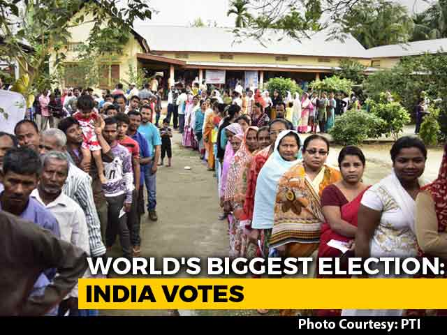 Video : 67% Voting In Phase 2, Faulty EVMs Reported In Many States