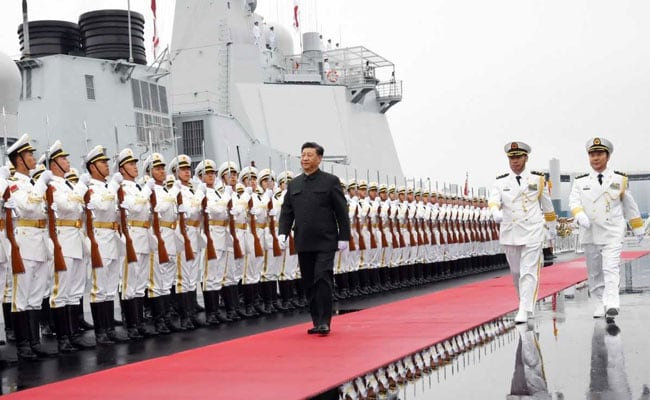 Chinese Military Silent On Missing Pak Naval Ships At Fleet Review