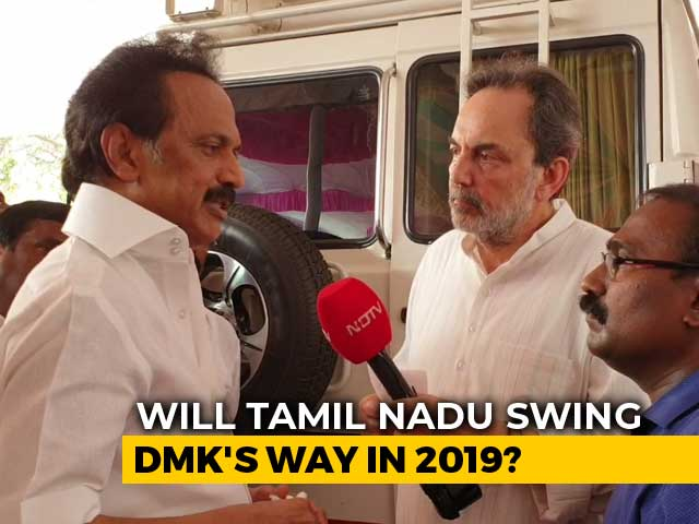 Video : AIADMK In A Shambles Without Jayalalithaa: MK Stalin To Prannoy Roy