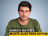 Video : YouTuber Dhruv Rathee Talks About Fake News, Star Recruits