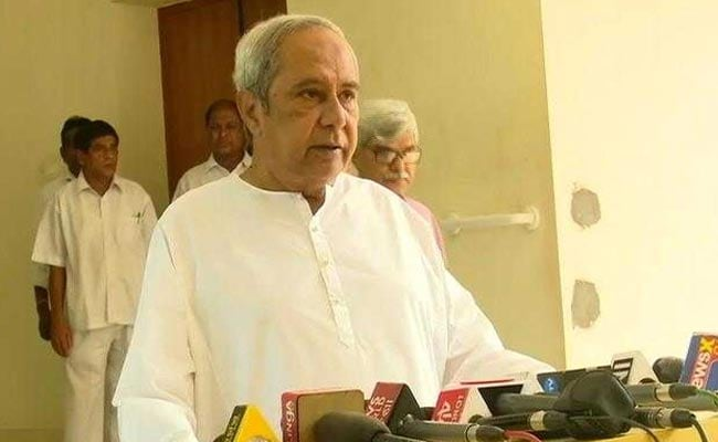 'Naveen Patnaik Shedding Crocodile Tears': BJP On Killing Of Party Worker