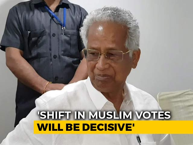 Video : On Assam's Muslim Vote, A Startling Claim From Congress's Tarun Gogoi