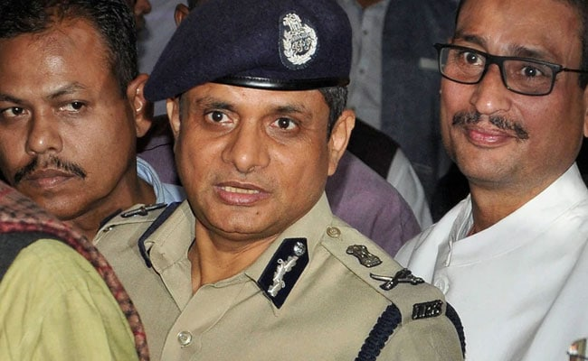 Saradha Chit Fund Scam: Ex-Kolkata Top Cop Gets Protection From Arrest