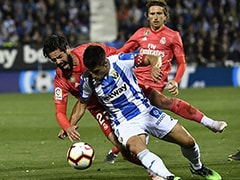 Real Madrid Disappoint Again In Dreary Draw With Leganes