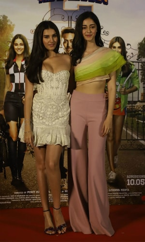 Tara, Ananya Bring Their A-Game To SOTY 2 Trailer Launch