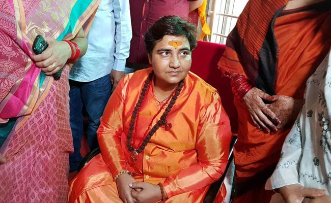 Election 2019: BJP Fields Malegaon Accused Sadhvi Pragya vs Digvijaya Singh In Bhopal