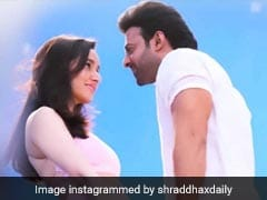Trending: Pics Of Shraddha Kapoor And Prabhas From The Sets Of <i>Saaho</i>