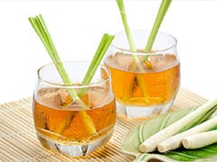 This Lemongrass Iced Tea Is The Perfect Replacement For Hot Teas In Summer