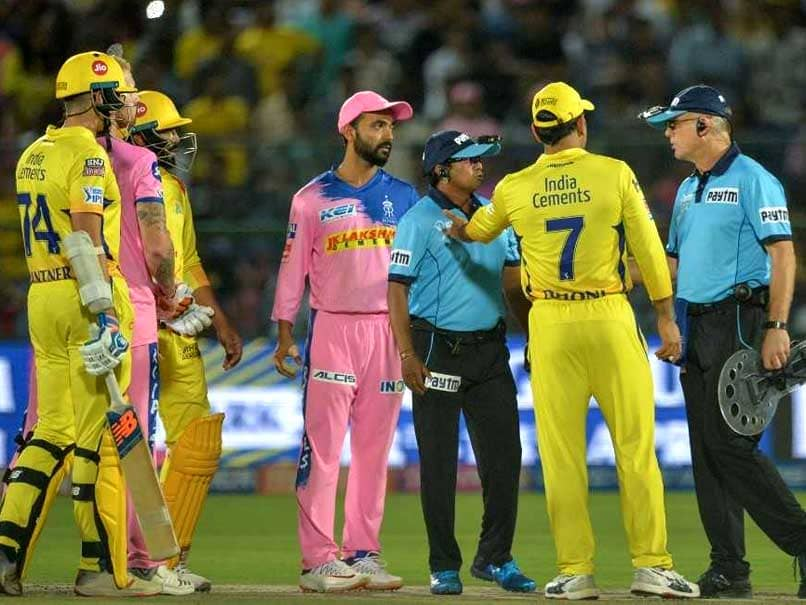 """""""MS Dhoni Let Off Easily, Should Have Been Banned For 2-3 Games"""": Virender Sehwag On No-Ball Controversy"""