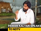 Video: Prannoy Roy Speaks To Pawan Kalyan On Allying With Mayawati For Polls
