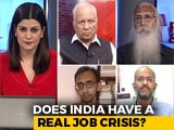 Video: 50 Lakh Jobs Lost Post Notes Ban: Study