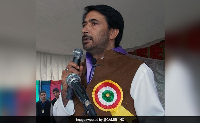 Poll Officer To Seek J&K's Reply After Congress Claims Leaders' Security Withdrawn