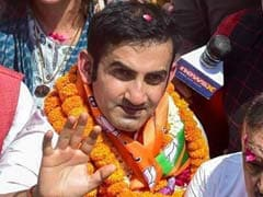 "General Elections 2019 - Case Against BJP's Gautam Gambhir For ""Election Rally Without Permission"""