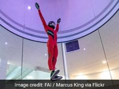 Watch: Indoor Skydiving? Here's How It Works