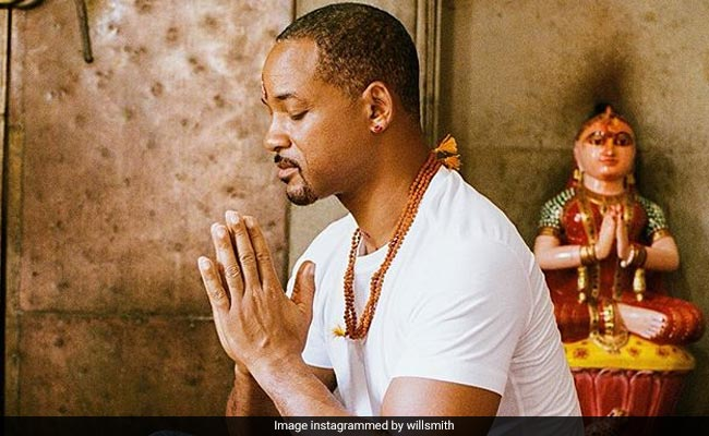 Travelling To India Gave Will Smith 'A New Understanding' Of Himself
