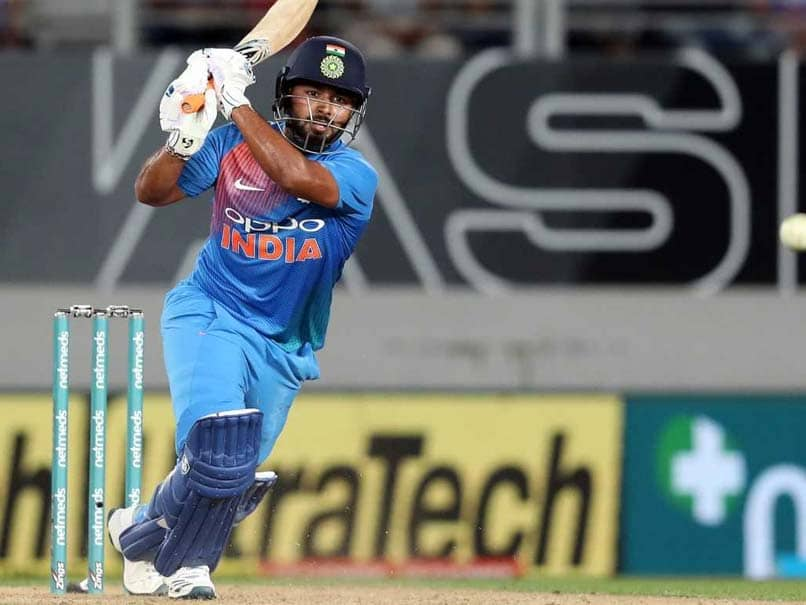 Rishabh Pant, Ambati Rayudu Named Among India World Cup 2019 Team Standbys