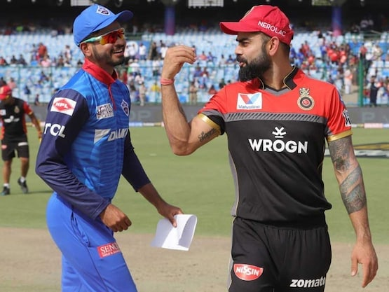 DC vs RCB: When Virat Kohli trolls himself after losing toss for the 9th time