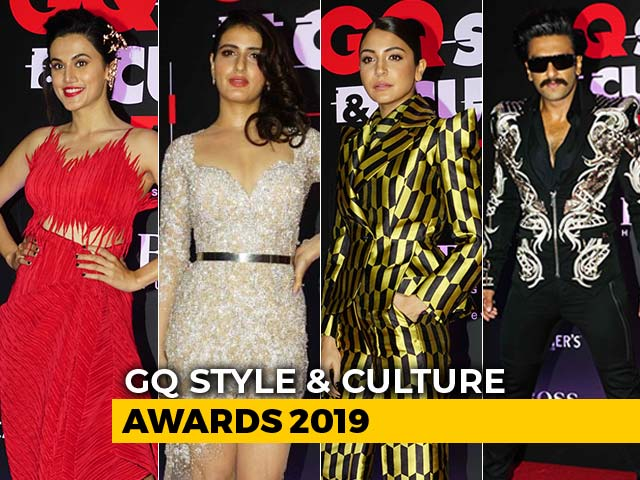 Exclusive: GQ Style & Culture Awards