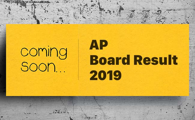 AP Inter Result 2019: BIEAP To Announce 11th, 12th Board Result For More Than 10 Lakh Students