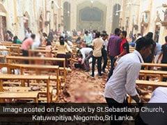 Lanka Announces Compensation For Blast Victims, Vows To Repair Churches