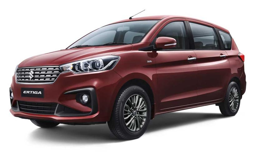 2019 Maruti Suzuki Ertiga Launched With The New 1 5 Litre Diesel