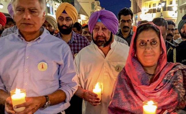 Harsimrat Badal, Amarinder Singh Trade Barbs On Jallianwala Centenary