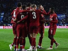 Liverpool Crush Porto To Reach Champions League Semi-Finals