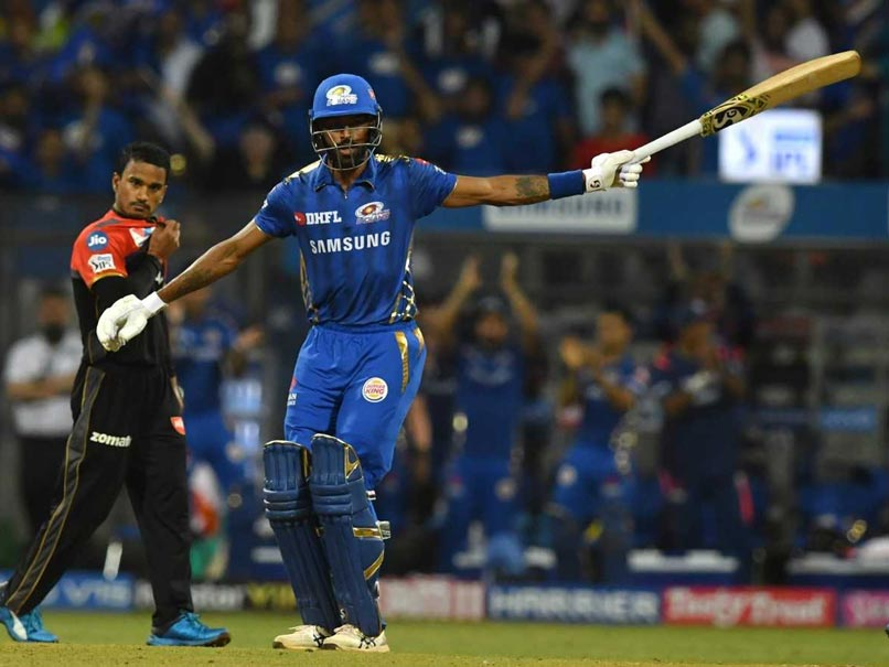 "Hardik Pandya Admits Suspension ""Setback"" Allowed Him To Improve, Focus Better"