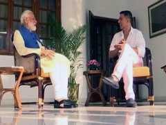 अक्षय कुमार के साथ बातचीत में बोले पीएम मोदी: ममता दीदी आज भी मेरे लिए साल में एक-दो कुर्ते भेजती हैं और मिठाई भी