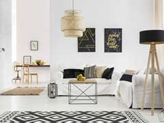 6 Chic Rugs To Change The Look Of Your Living Room