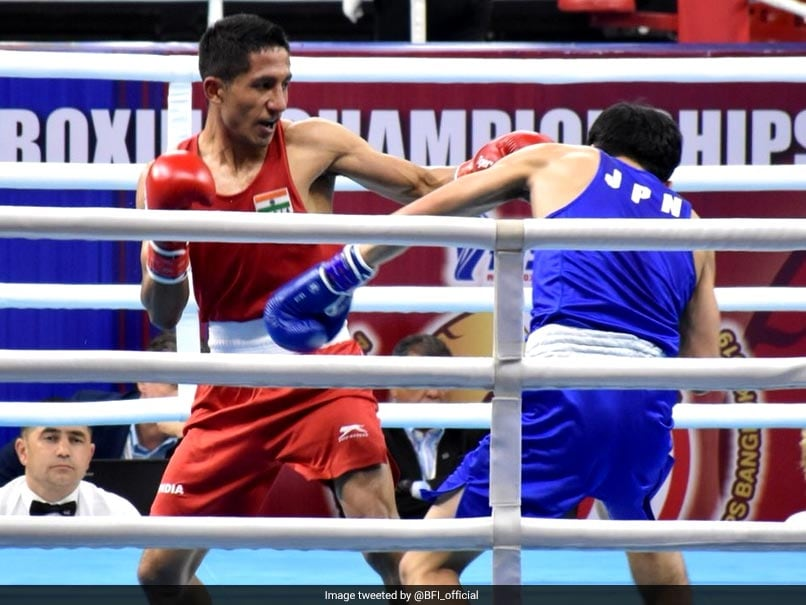 Kavinder Bisht Stuns World Champion, Amit Panghal Beats Hasanboy Dusmatov Again To Enter Asian Boxing Championship Semis