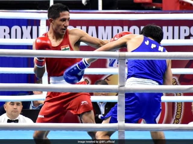 Kavinder Bisht Stuns World Champion, Amit Panghal Beats Hasanboy Dusmatov Again To Enter Asian Boxing Championship Semis