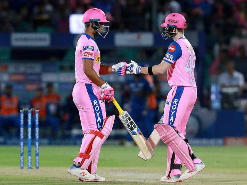Steve Smith Leads From Front As Rajasthan Royals Complete Double Over Mumbai Indians