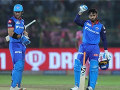 IPL 2019: Rishabh Pant-Powered Delhi Capitals Beat Rajasthan Royals To Go Top Of Table