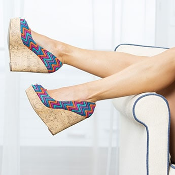 9 Wedge Heels You Can Happily Wear All Day Long