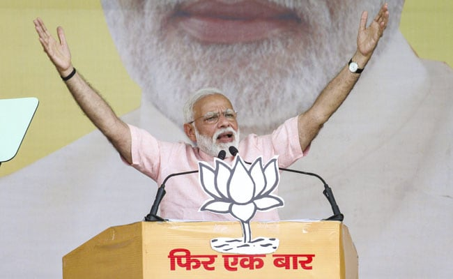 BJD Lacks 'Sahi Niti And Sahi Niyat', Says PM Modi