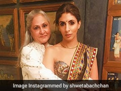 On Jaya Bachchan's Birthday, Daughter Shweta Shares Adorable Post, Hosts A Party