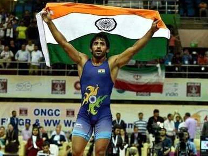 Bajrang Punia To Become First Indian Wrestler To Fight At New York