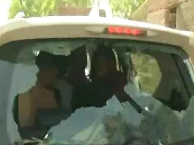 Video : மேற்கு வங்காளத்தின் அசாம்சோல் தொகுதியில் மோதல்