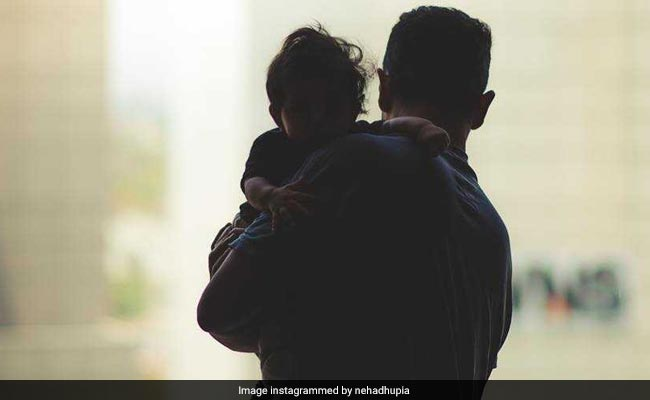 Mehr Dhupia's 'Favourite Place' Is With Dad Angad Bedi