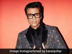 Karan Johar Doesn't 'Love' Discussing Nepotism, 'Someone Else Does'