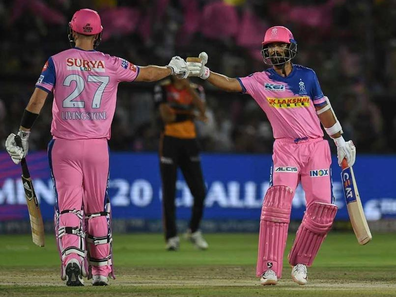 Rajasthan Royals Beat SunRisers Hyderabad By 7 Wickets To Keep Playoffs Hope Alive