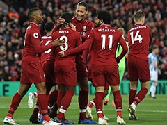 Premier League: Gone In 15 seconds As Five-Goal Liverpool Regain Top Spot