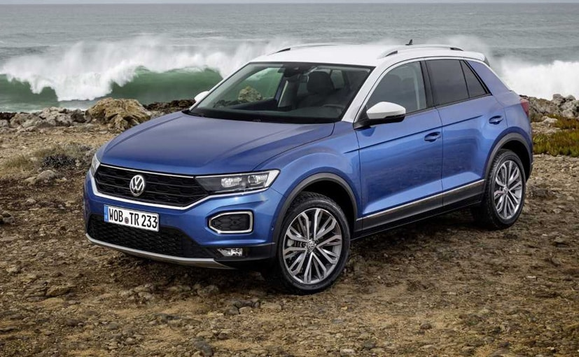 The Volkswagen T-Roc will be imported to India