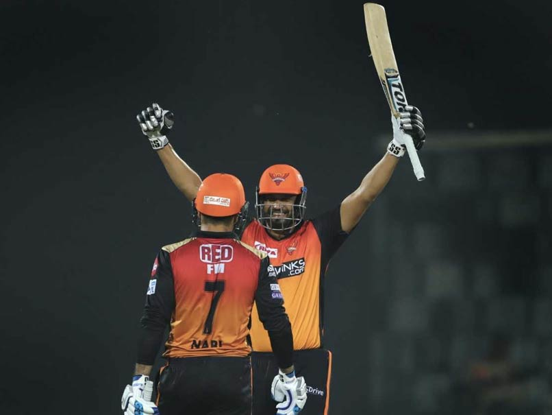 SunRisers Hyderabad Beat Delhi Capitals By Five Wickets To Register Hat-Trick Of Wins In IPL 2019