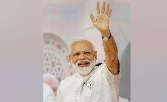 On Shah Rukh Khan's Vote Video, PM Modi's Thumbs Up