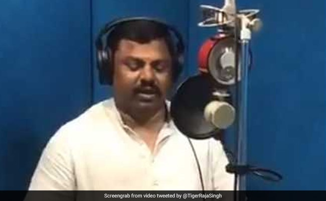 BJP Lawmaker Sings For Indian Army. 'Glad You Copied,' Says Pak Officer