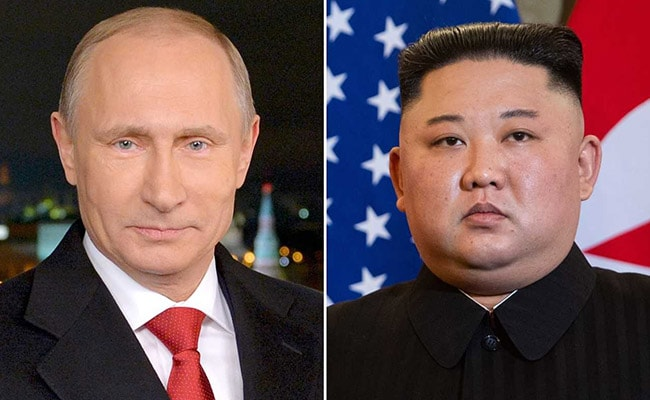 North Korea's Kim Jong Un Heads To Russia To Revive Old Ties, Meet Putin